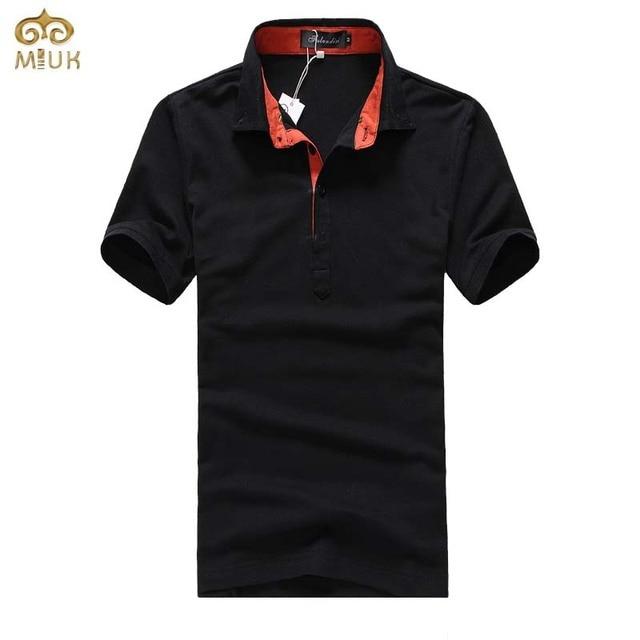 Большой Размер Твердых Мужчин Polo Рубашка 3XL Марка 4 Цвет Белый Серый черный Homme Polo С Коротким Рукавом 2017 Лето Camisa Polo Бренд Одежды