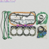 10PA1 10PB1 10PC1 Kit Overhaul Junta Para Motor Isuzu 10PD1 10PE1 10PC1T 10PE1T|Kits p/ reconstrução do motor| |  -