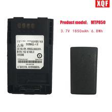Xqf ftn6574 37 v 1850 мА/ч 68wh Батарея для motorola радио mtp850