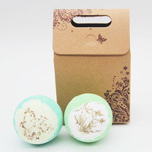 дешево!  Ванночка для бомбы Цин 120г Сладкий оливково-зеленый чай с ароматом пузыря для ванны Ароматизатор дл