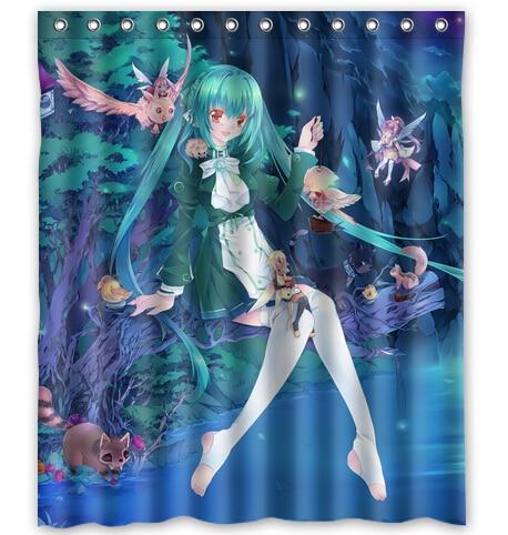 Hot Anime Sword Art Online Custom Personalized Waterproof 180x180cm ...