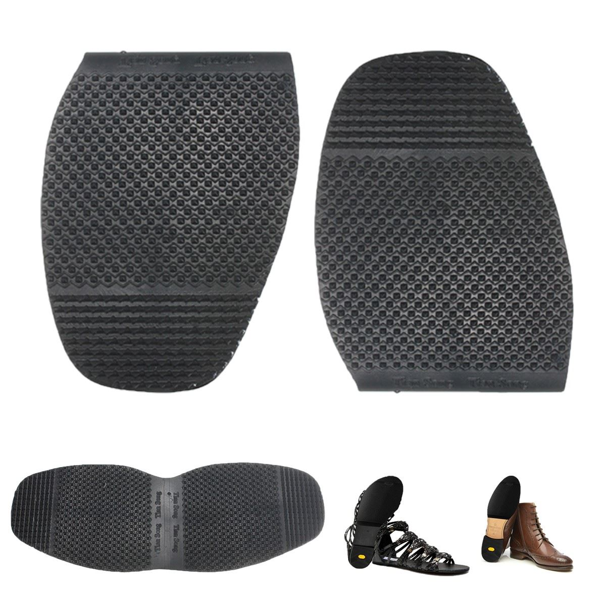 Non Slip Rubber Soles For Shoes