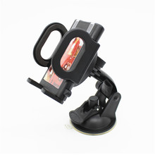 Mobile phone universal bracket Lazy person telescopic vehicle suction cup navigation outlet