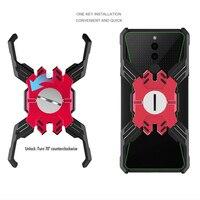 For Xiaomi Black Shark 2 case Armor Metal Shockproof Case for Xiaomi Mi 8 Explorer Hero Mechanical Heavy Duty Cover Mi8