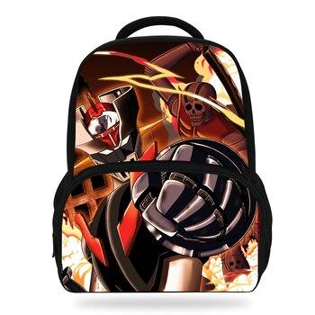 New Cartoon Mazinger Z Design Backpack 1