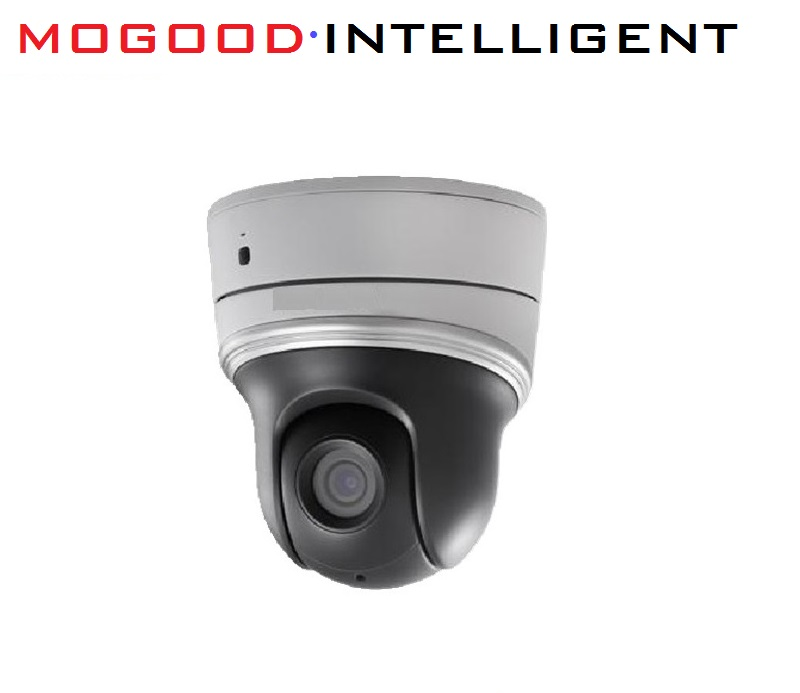 HIKVISION  DS-2DC2402IW-D3  4MP Mini PTZ Camera 3mm-6mm 2X Zoom IP Camera IR 30M Support SD Card Security Camera hikvision ds 2de3304w de english version 1080p mini ptz ip camera 2 8mm 12mm 4x zoom support ezviz outdoor poe security camera