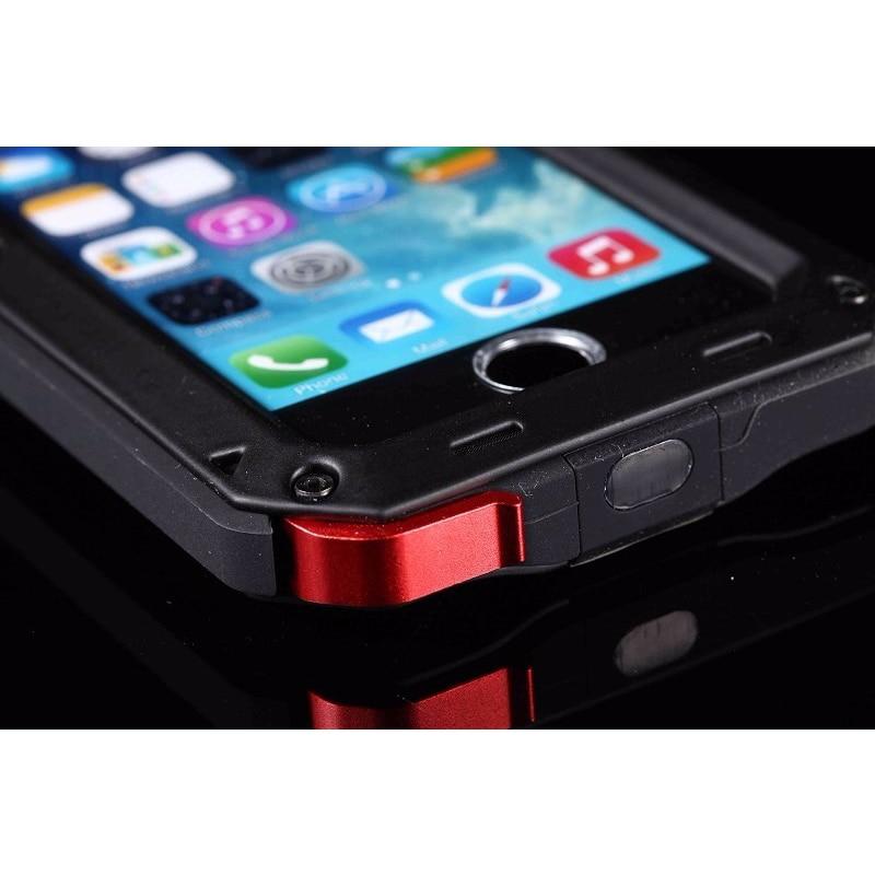 Funda impermeable para iphone 7 Funda Doom Armor Fundas de teléfono - Accesorios y repuestos para celulares - foto 5