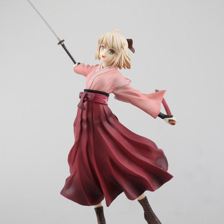 ФОТО The KOHA-ACE animation Fate Sakura Saber amber Sebastian rushed the field Secretary model box