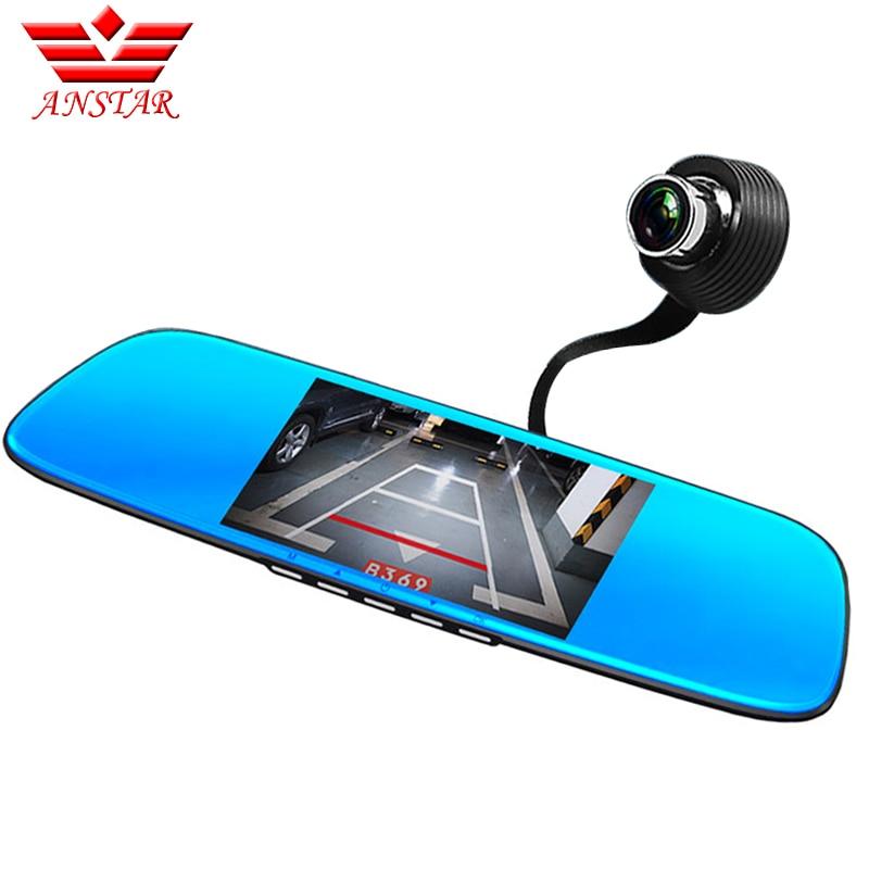 ANSTAR 5 «Автокөлік DVR қосарлы объективі - Автомобиль электроникасы - фото 3
