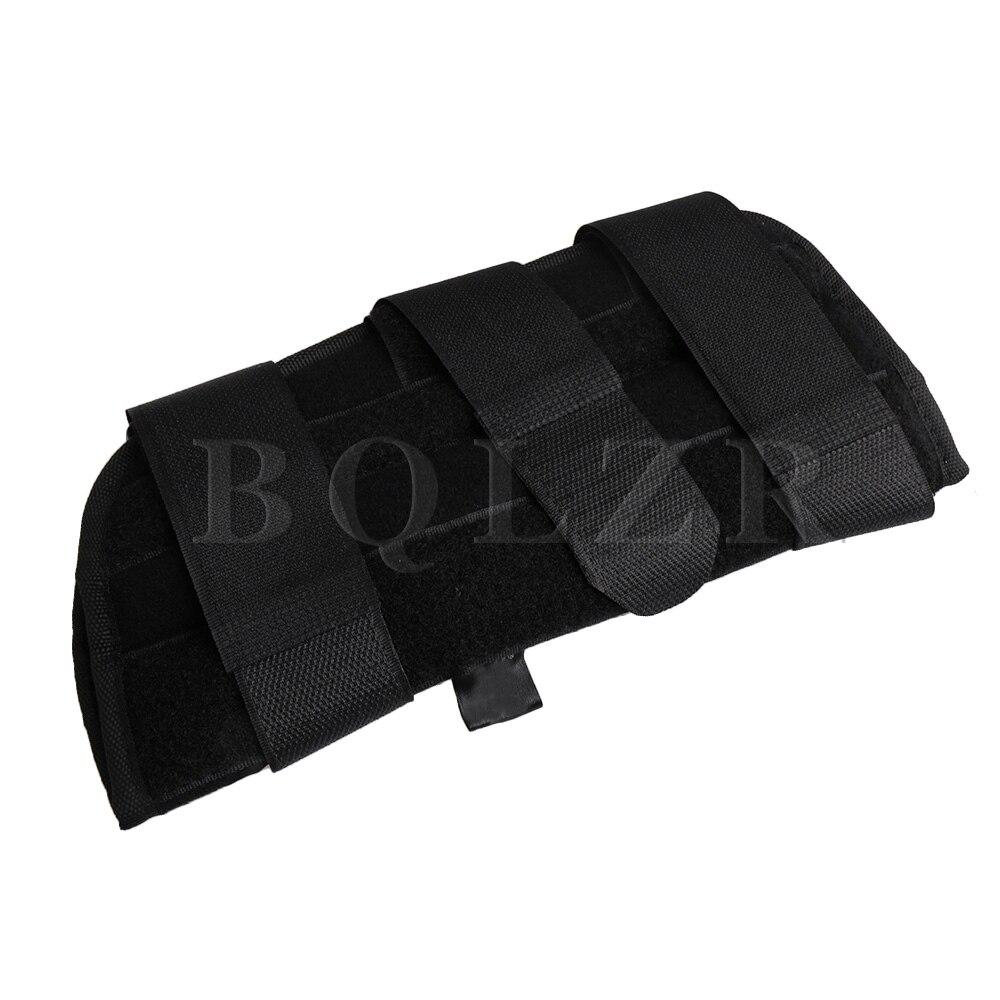 BQLZR Black L Size Adjustable Carpal Tunnel Wrist Brace Splint Support Fixation Corrector for Left Hands