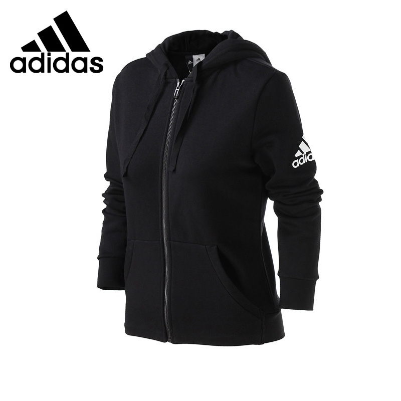 Original New Arrival 2018 Adidas ESS SOLID FZ HD Men's jacket Hooded Sportswear new arrival 2017 original adidas ess lin fz hd women s jacket hooded sportswear page 5