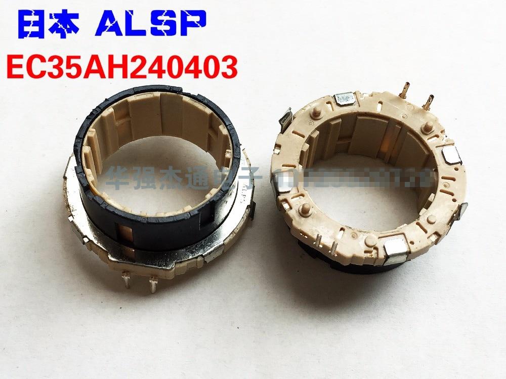 Original novo 100% codificador de eixo oco ec35ah240403 potenciômetro de pulso 30 graus de rotação de 360 graus (interruptor)