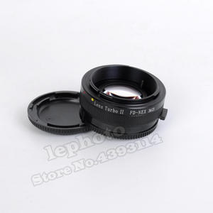 Image 5 - Mitakon Zhongyi Lens Turbo II Focal Reducer Speed Booster Adapter for Canon FD Lens to Sony E Mount Camera NEX A6000 A6300 A6500