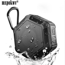 IP65 Waterproof Bluetooth Speaker Subwoofer Powerful Mini Portable Wireless Speaker For Outdoor Phone Play Music Box bluetooth speaker nillkin 2 in 1 phone charger power bank music box speaker portable multi color led light lamp outdoor bedroom