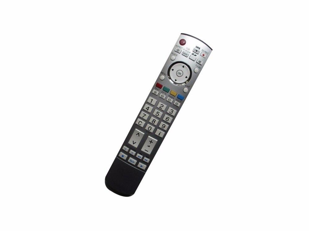 Remote Control For Panasonic TX-32LX500P TH-37PV500E TH-42PV500E TH-50PV500E TH-37PV600E TH-42PV600E LCD Plasma HDTV TV
