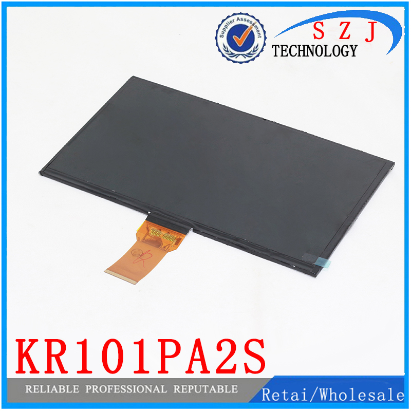Original 10.1 inch 50pin lcd display KR101PA2S apheliotropism 5mm LCD screen Glass Sensor digitizer Replacement Free shipping
