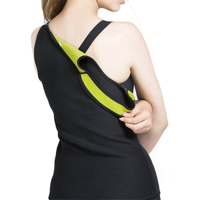 Women Thermo Sweat Neoprene Body Shaper Slimming Waist Trainer Cincher Slimming Wraps Lose Weight Body Trainer Slimming Belt 1