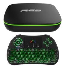 R69 Android 4.4 S M арт TV Box 1 г/8G HDMI 2.0 4 К 1080 P IPTV коробка 10/100 M LAN Netflix Hulu комплект P коробка Чеа P er чем X96 X92 Ми Box 3