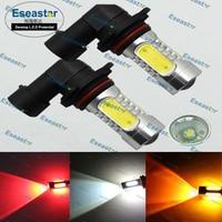 2pcs Lot 11W LED HighPower Spotlight 9005 Light Car 9005 Lamp Led HB3 Fog Led Automotive