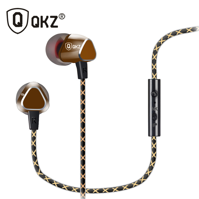 In Earphone Interactive With Microphone Two-Unit High-End Mobile Music  Value Headset Ear Bass