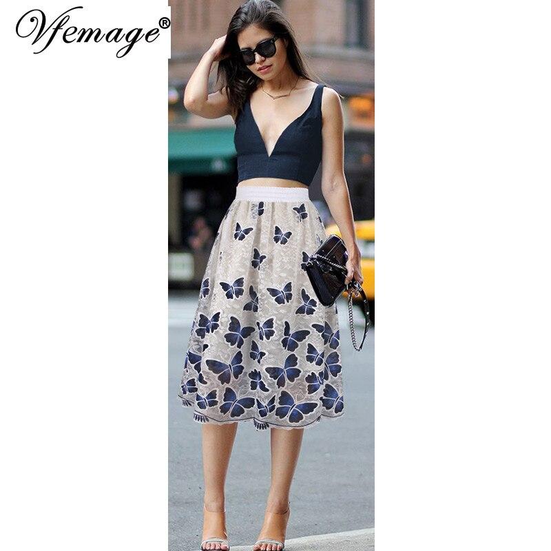 Женская юбка Vfemage /6238
