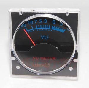 Image 3 - 2 قطعة 12 v التناظرية لوحة VU متر مستوى الصوت متر الأزرق الضوء الخلفي مؤشر مستوى الموسيقى الطيف