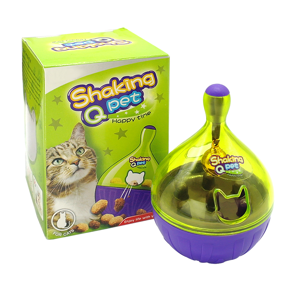 toy food dispenser for cats