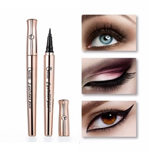 1PC Black Eyeliner Pen Long-Lasting Waterproof Non-Dizzy Dyeing Eye Shadow Long-lasting