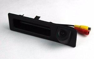 Image 1 - AHD 1080P Car Rear View Camera For BMW 3 Series F30 F31 F34 F10 F11 F07 X1 X3 X5 Parking Reverse CCD Night Vision Backup