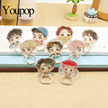 Youpop Kpop K-POP Exo Kai Suho DO D.O. LAY SEHUN CHEN TAO Album Monster Case 360 Degree Finger Rings Stand Holder ZHK