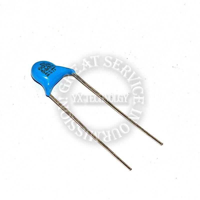 10pcs Ceramic Safety Capacitor 250V 470PF 471M