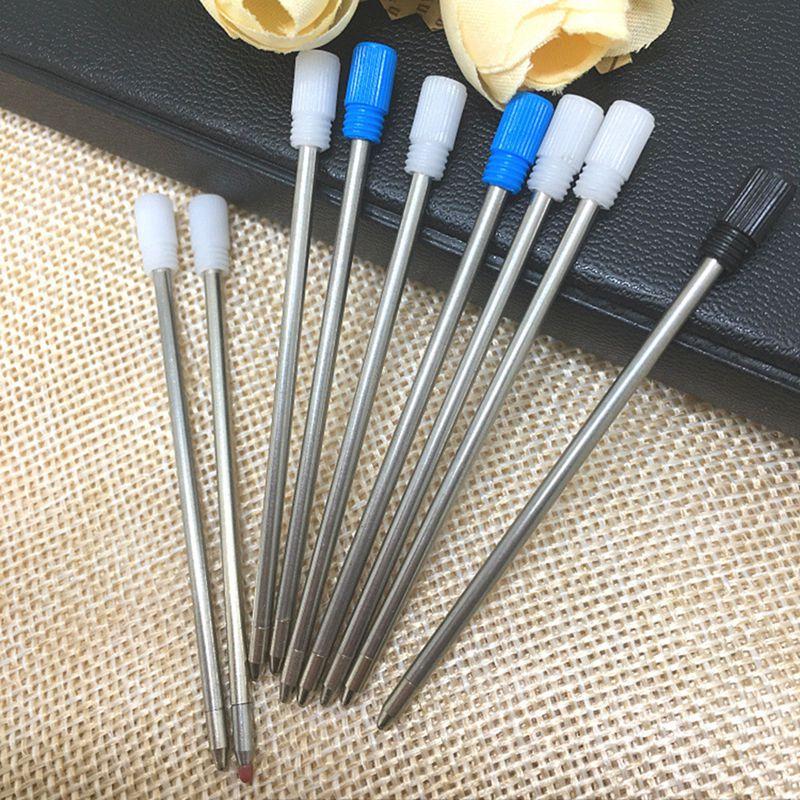 5Pcs/Lot Tactical Pen Refills Roller Ball Pen Refill Fit For Multi-kinds Tactical Defense Pen Self Defense Supplies Accessories