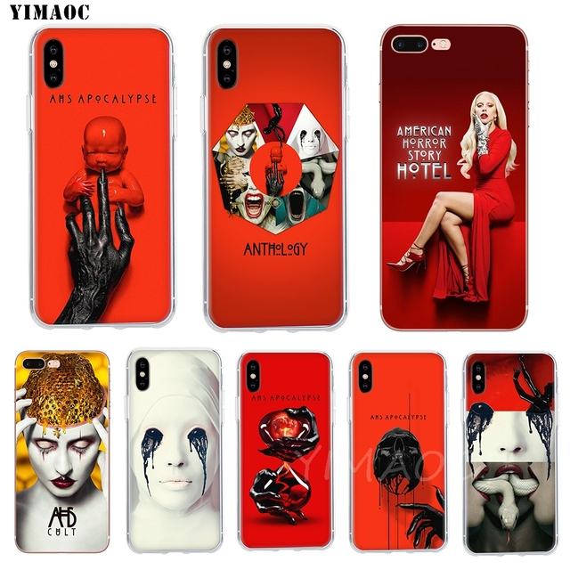 coque american horror story iphone 6