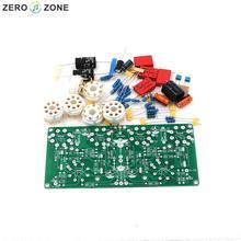 GZLOZONE Ultra-linear Push-pull 6SL7+6V6 Tube Power Amplifier Kit (12W)