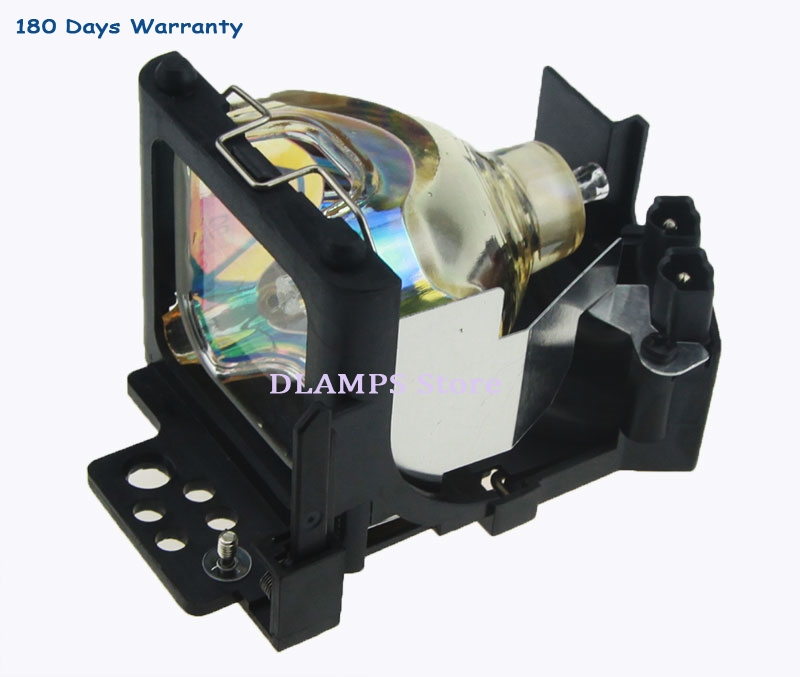 High Quality DT00461 Replacement Projector lamp For HITACHI CP-HX1080 / CP-HS1090 / CP-X275 / CP-X275W / CP-X275WA / CP-X275WT hitachi cp x2530wn cp x3030wn projector replacement lamp dt01431