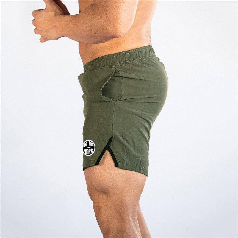 Brand New Summer Men's Quick Dry Running Shorts Gyms Training Fitness Sportswear Sweat Shorts Joggers Workout Shorts Men