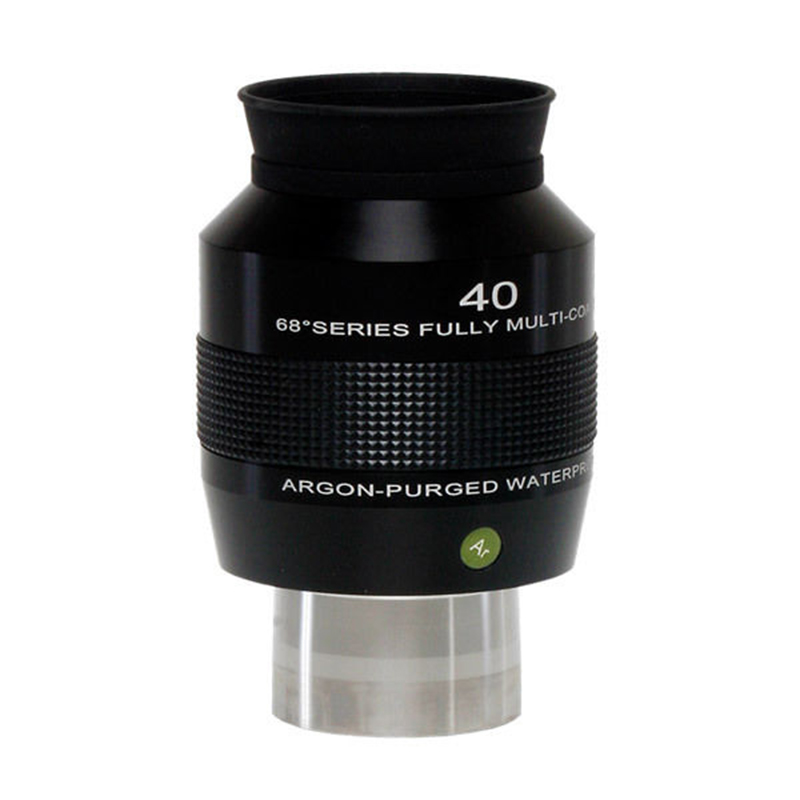 Explore Scientific 68 Degree Series 40mm Argon-Purged Waterproof Eyepiece, 2