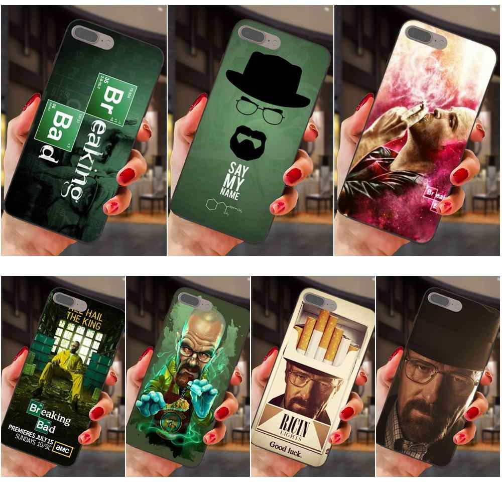 Breaking Bad Walter White Jesse Pinkman สำหรับ Huawei Honor 5A 6A 6C 7A 7C 7X 8A 8C 8X9 10 P8 P9 P10 P20 P30 Mini Lite Plus