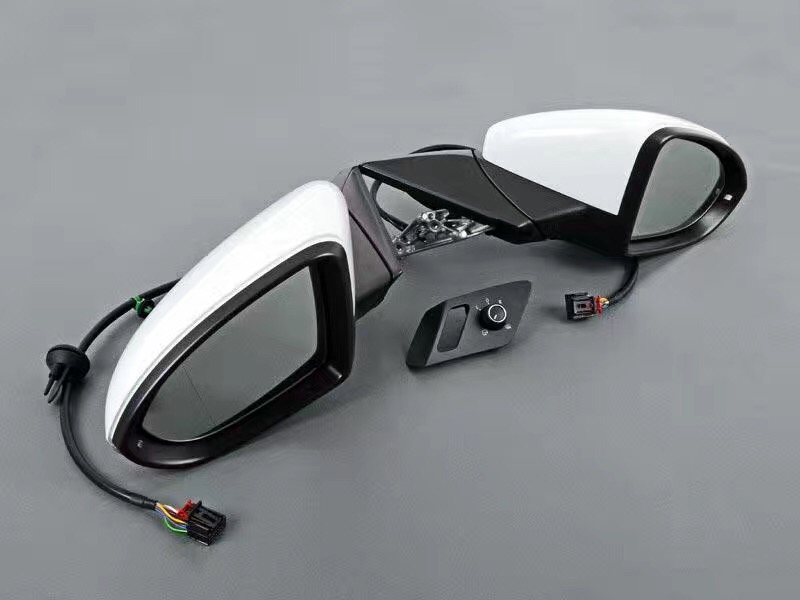 fold rear view mirror car case For Volkswagen VW Golf 7 Rear-view mirror automatically folded