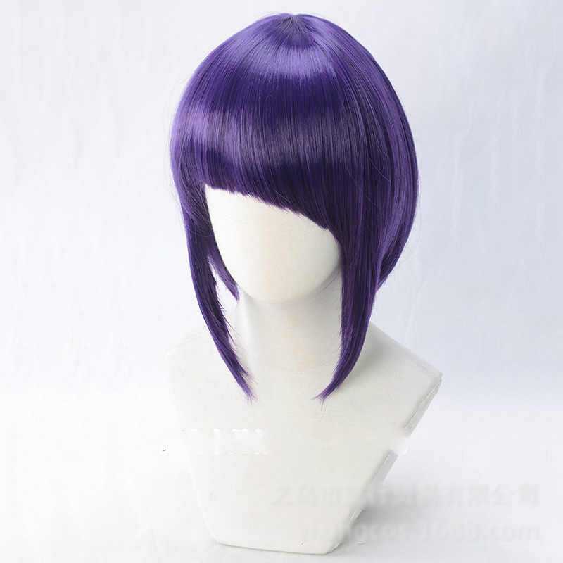 My Hero Academia Anime Boku No Hero Academia Kyoka Jiro Jirou Kyouka Wig Cosplay Women Hair Halloween Party Role Play Wigs