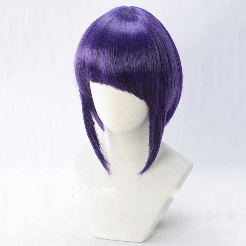 My Hero Academia Anime Boku no Hero Academia Kyoka Jiro Jirou Kyouka wig Cosplay Women Hair Halloween Party Role Play wigs