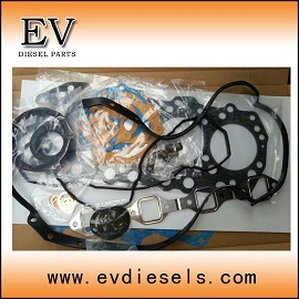 Engine Rebuild Kit For Mitsubishi S4Q S4Q2 Piston Piston Ring Cylinder Liner Full Gasketkit And Bearing Kit S4Q Valve