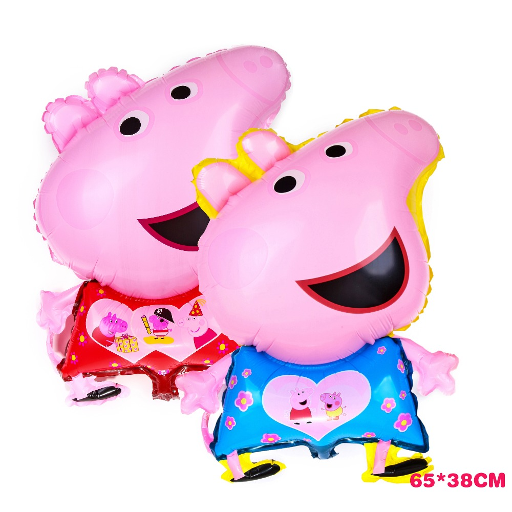buy peppa pig balloons and get free shipping on aliexpress