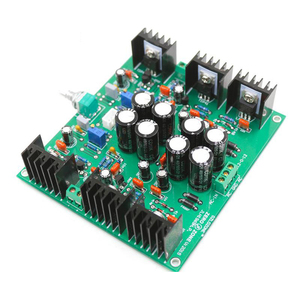 Image 4 - NEW JLH HOOD1969 Class A Audio Board AC 12V Preamplifier Amp DIY Kit / Finished Preamp Board