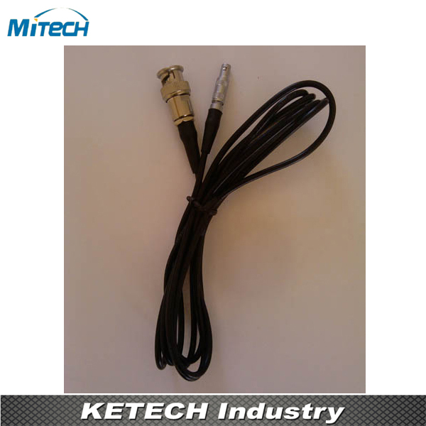 BNC Connecteur Lemo Câble de Connexion Pour Détecteur de Défauts Par Ultrasons (Q9-C5)