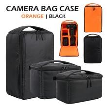 Мульти-функциональная камера рюкзак для защиты от дождя DSLR Водонепроницаемый на открытом воздухе для переноски Фото Сумка для Камера чехол для цифровых зеркальных фотокамер Nikon Canon рюкзак фон для фотосъемки