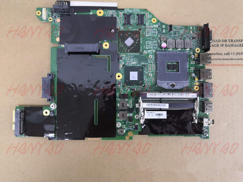 FRU 04W0714 For Lenovo E420 Laptop Motherboard ddr3 Free Shipping 100% test ok