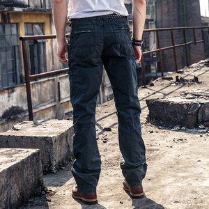 Image 5 - 2019 ใหม่ Multi   Pocket ทหารกางเกงหลวมกางเกงสไตล์ผู้ชาย Joggers กางเกงยุทธวิธี Casual แฟชั่นกางเกงชาย