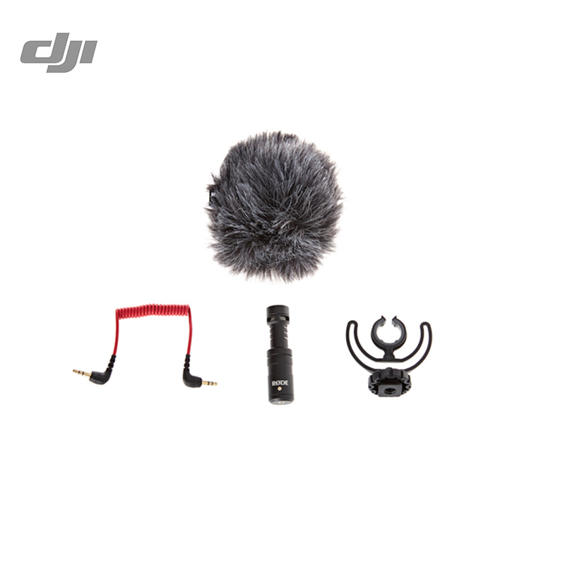 DJI Osmo RODE VideoMicro Microphone Hypercardioid Microphone compatible with osmo pocket osmo series in stock