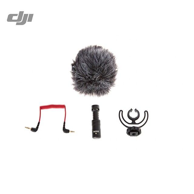 Dji Osmo Reed Videomicro Microfoon Hypercardioid Microfoon Compatibel Met Osmo Pocket Osmo Serie In Voorraad
